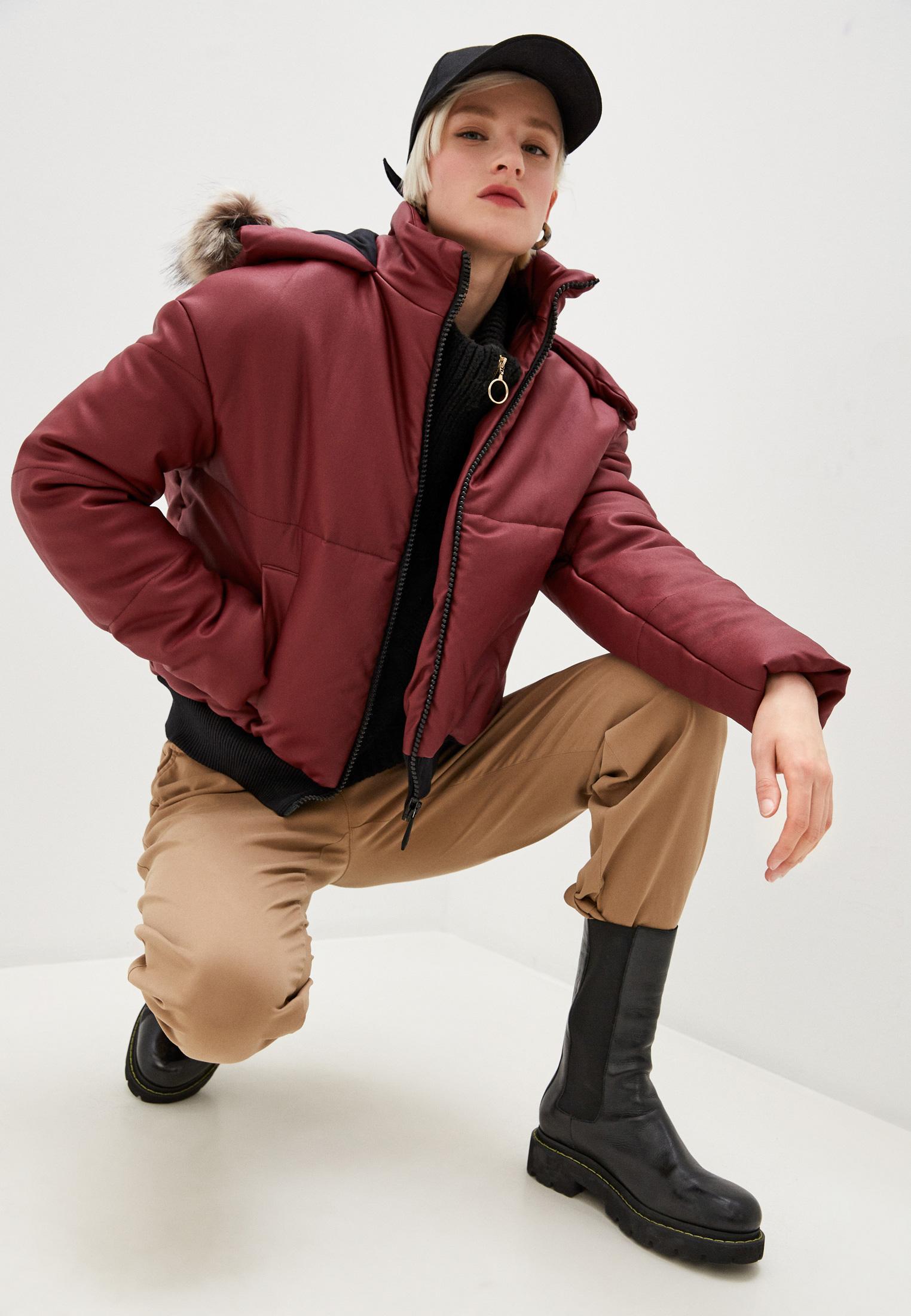 Утепленная куртка Bikkembergs D H 022 64 S 3152: изображение 3