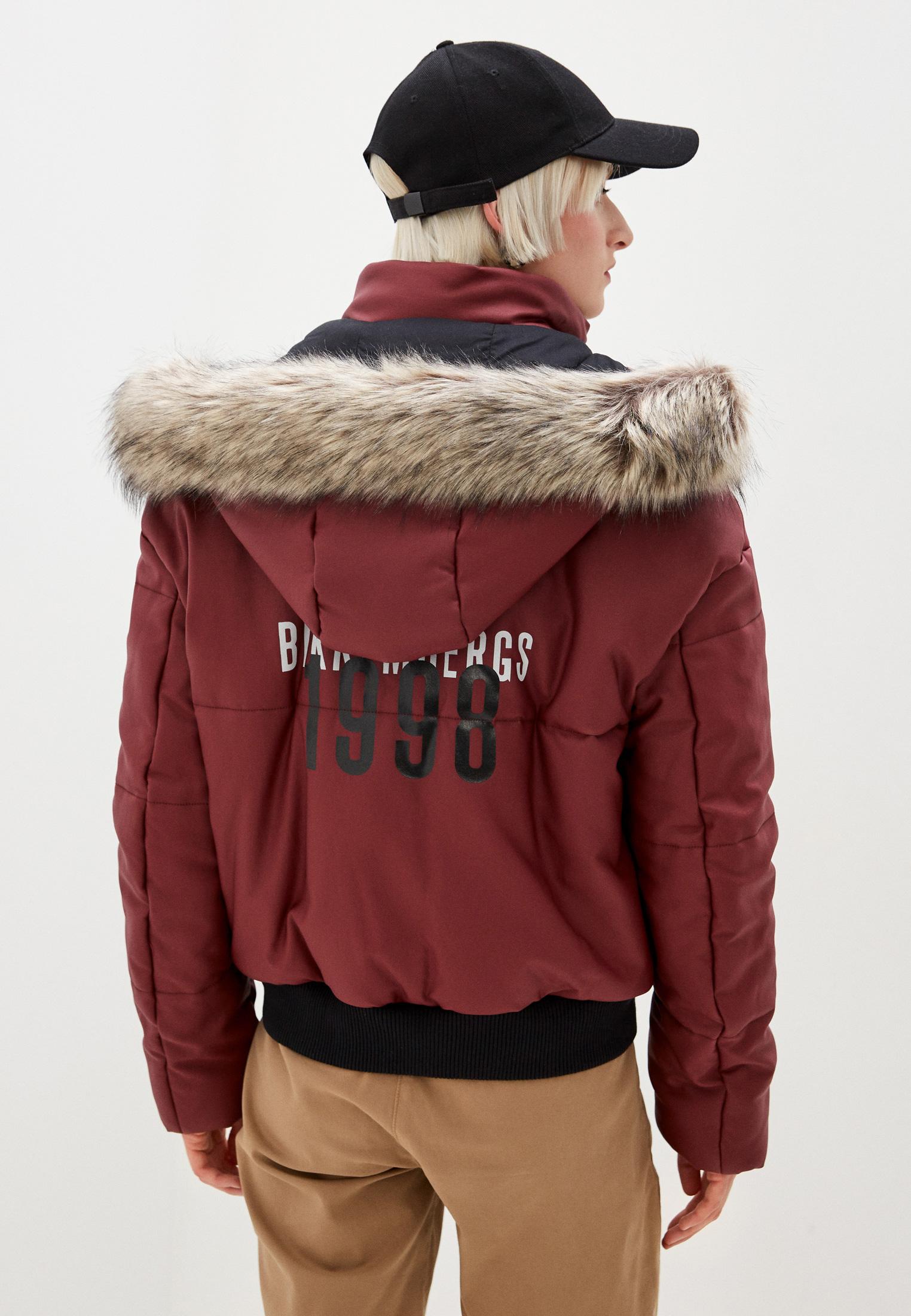 Утепленная куртка Bikkembergs D H 022 64 S 3152: изображение 4
