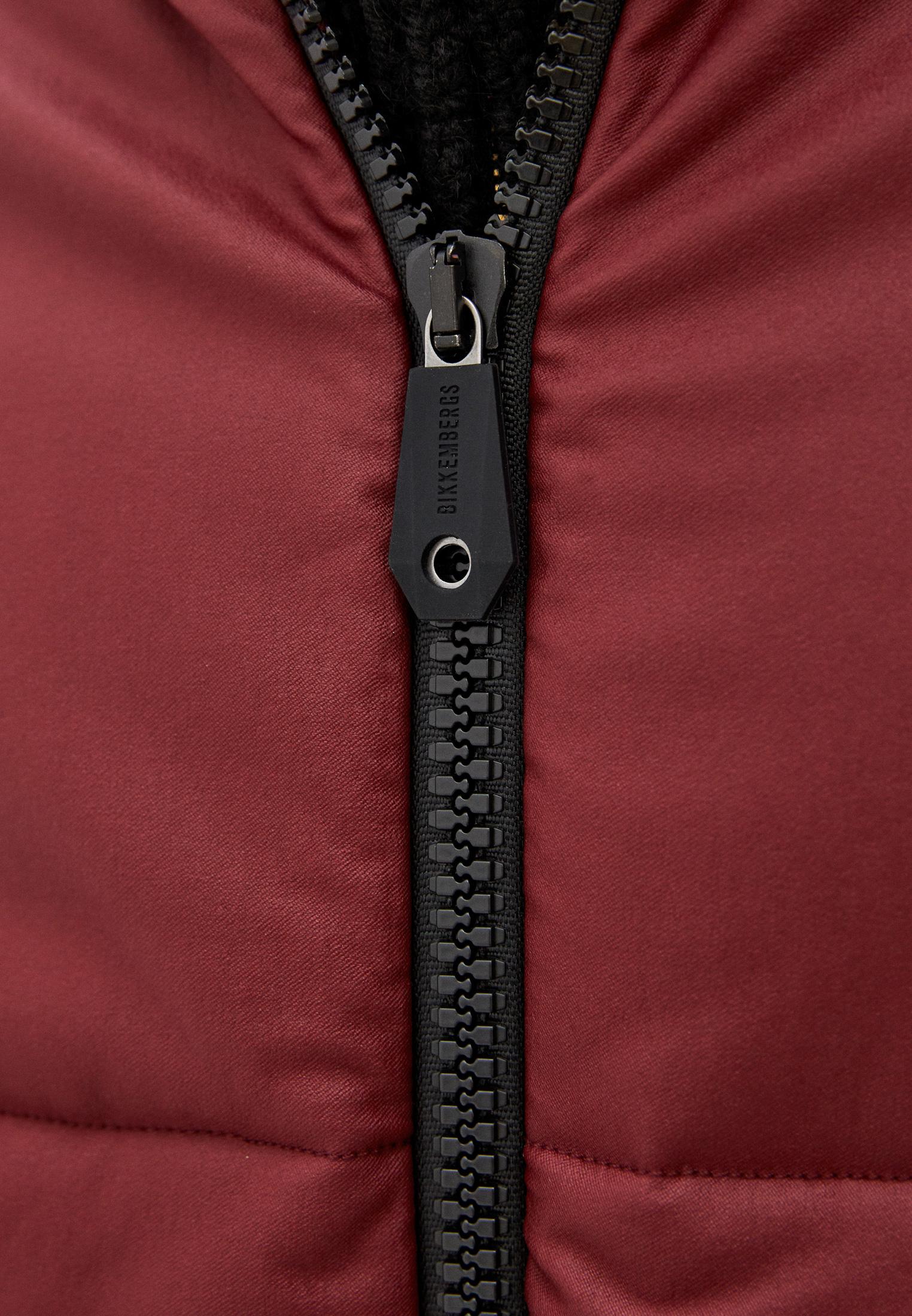 Утепленная куртка Bikkembergs D H 022 64 S 3152: изображение 6