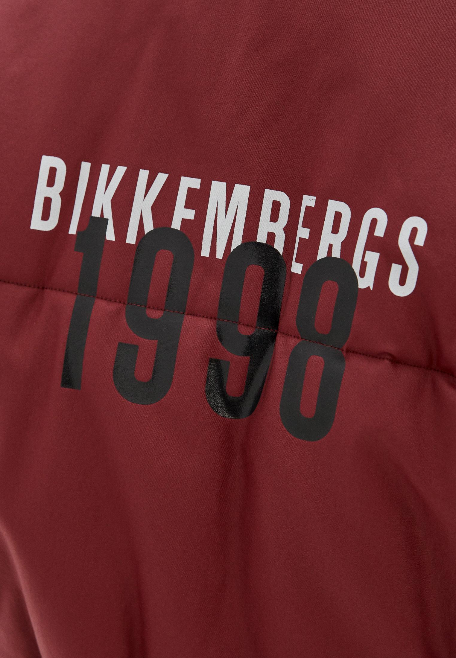 Утепленная куртка Bikkembergs D H 022 64 S 3152: изображение 7
