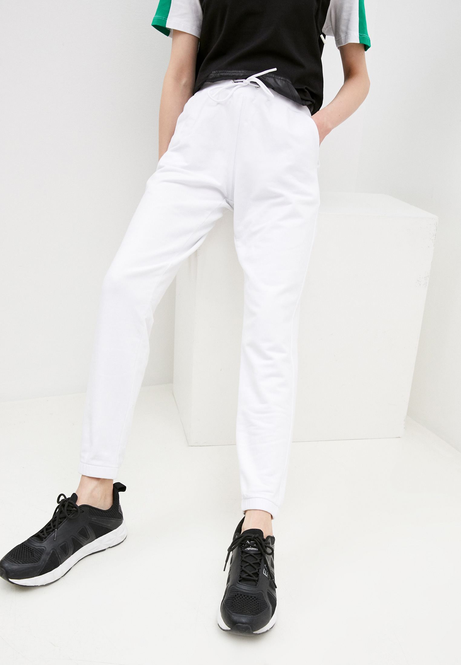 Женские спортивные брюки Bikkembergs D100301E1837