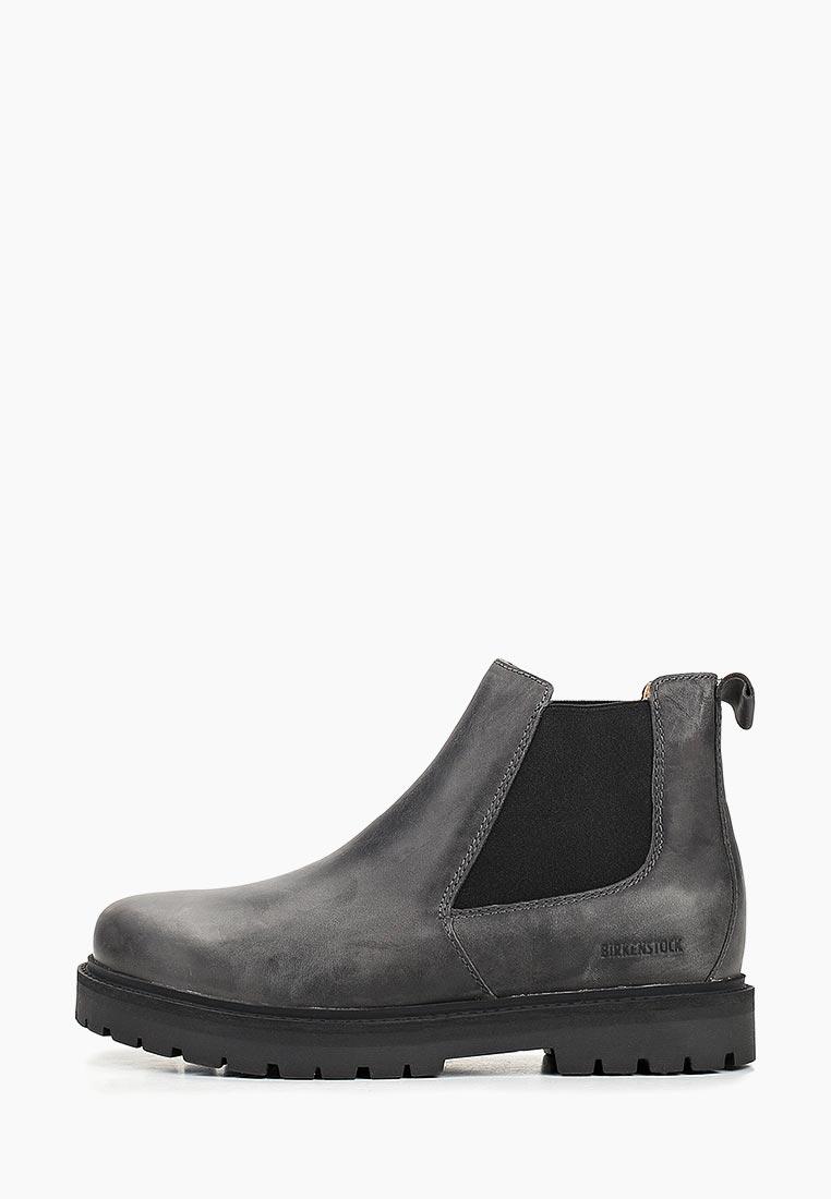 Женские ботинки Birkenstock Stalon Ladies NU Graphite
