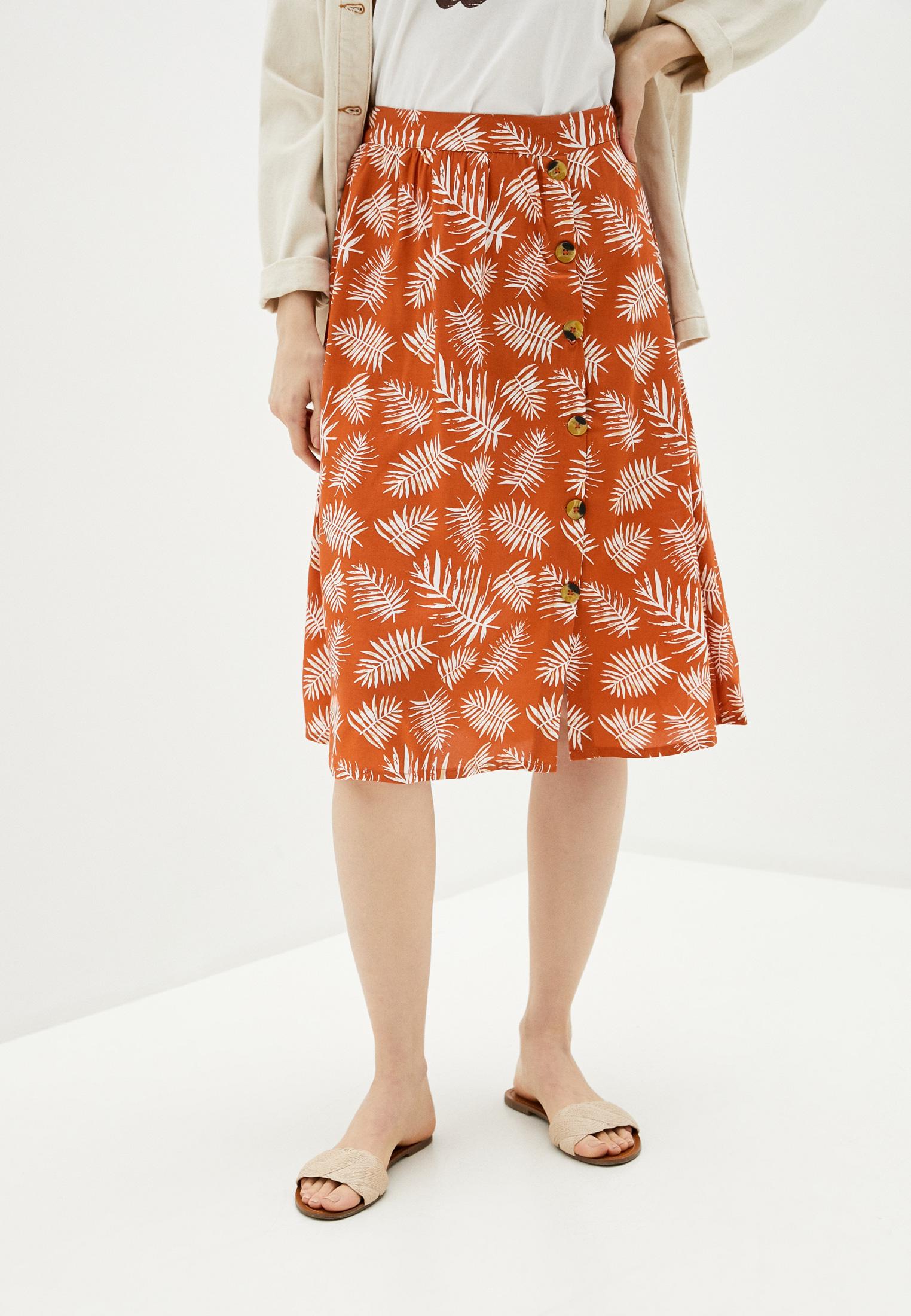 Широкая юбка BlendShe 20204221