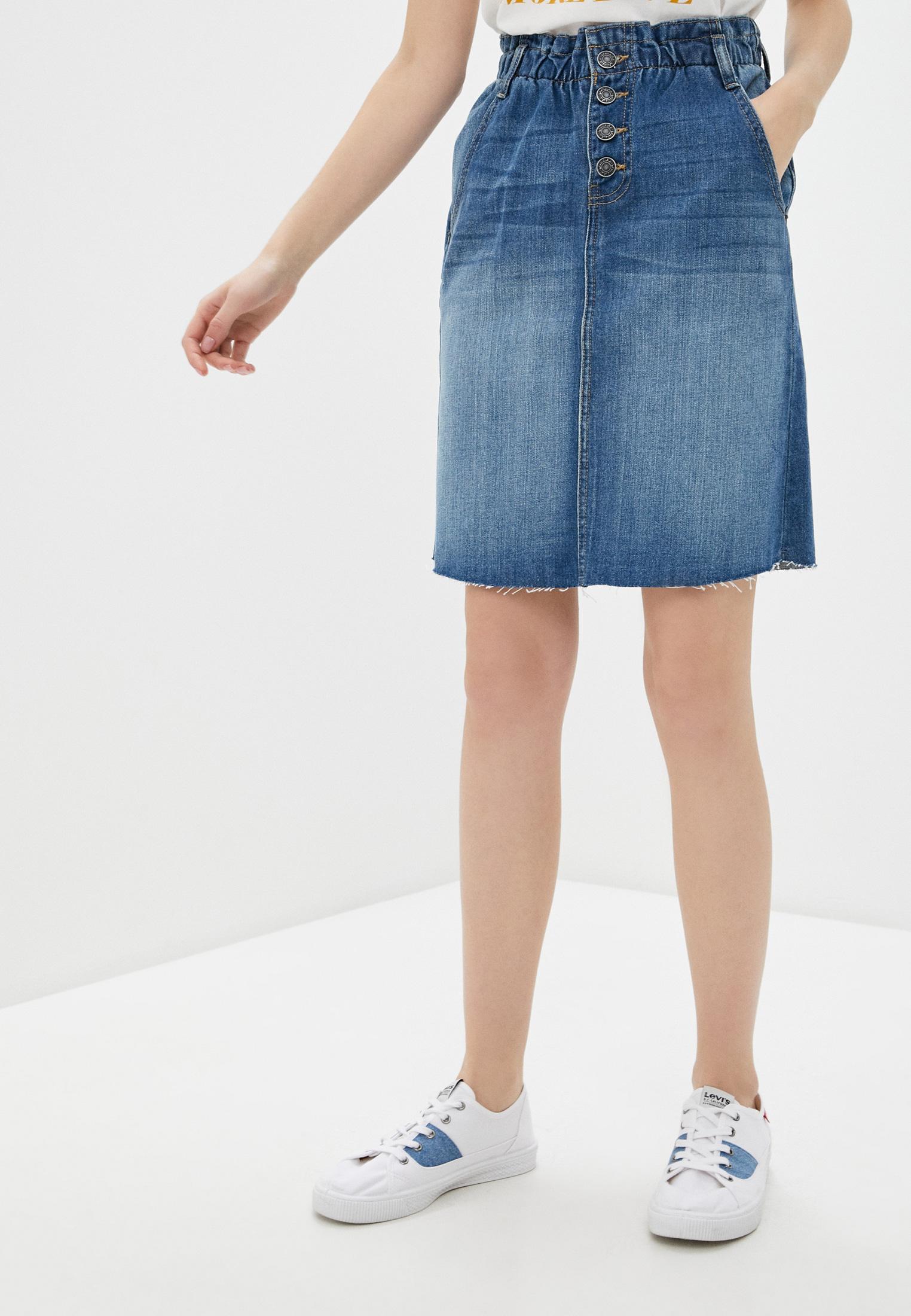 Джинсовая юбка BlendShe 20203989