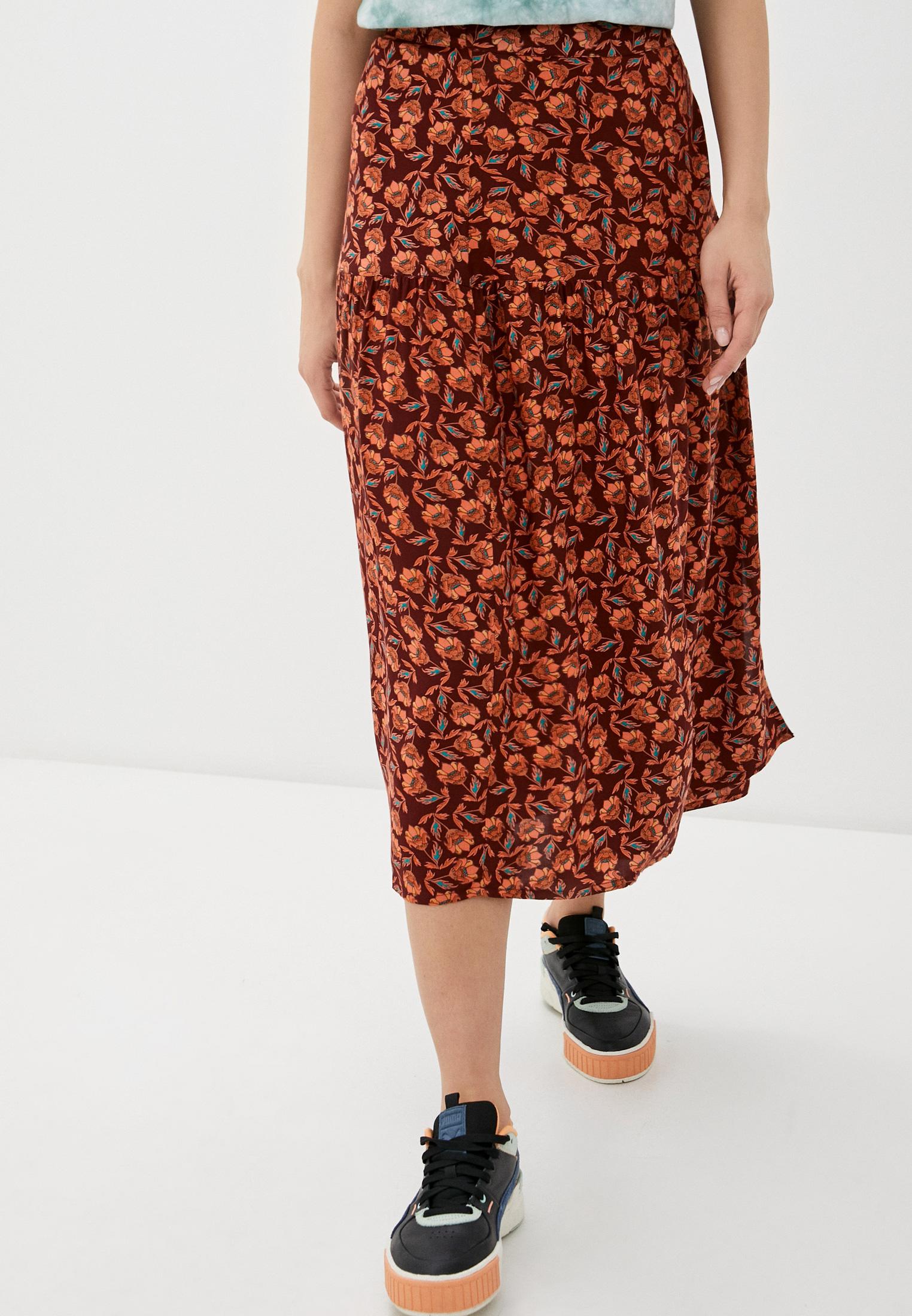 Широкая юбка BlendShe 20204103