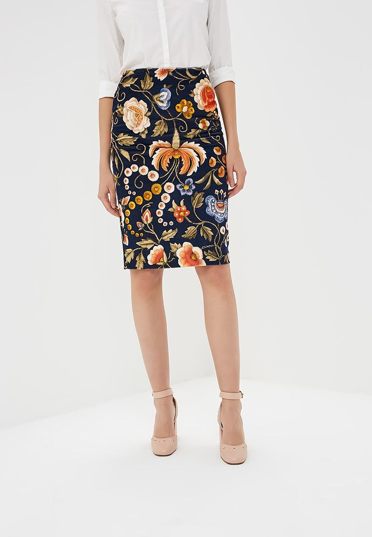Прямая юбка Blugirl Folies 5321
