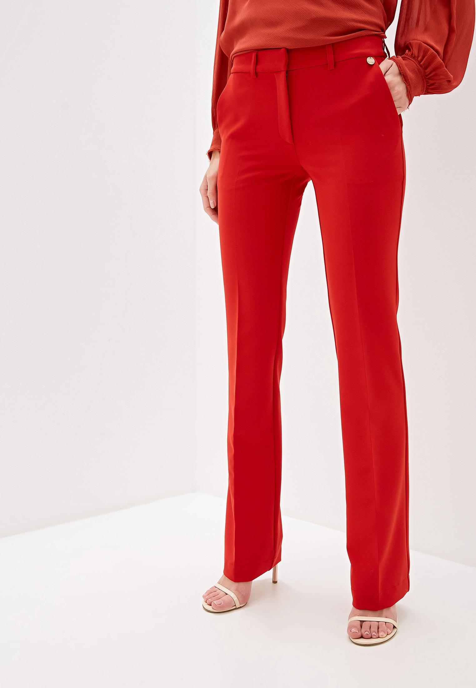 Женские классические брюки Blugirl Folies 4203