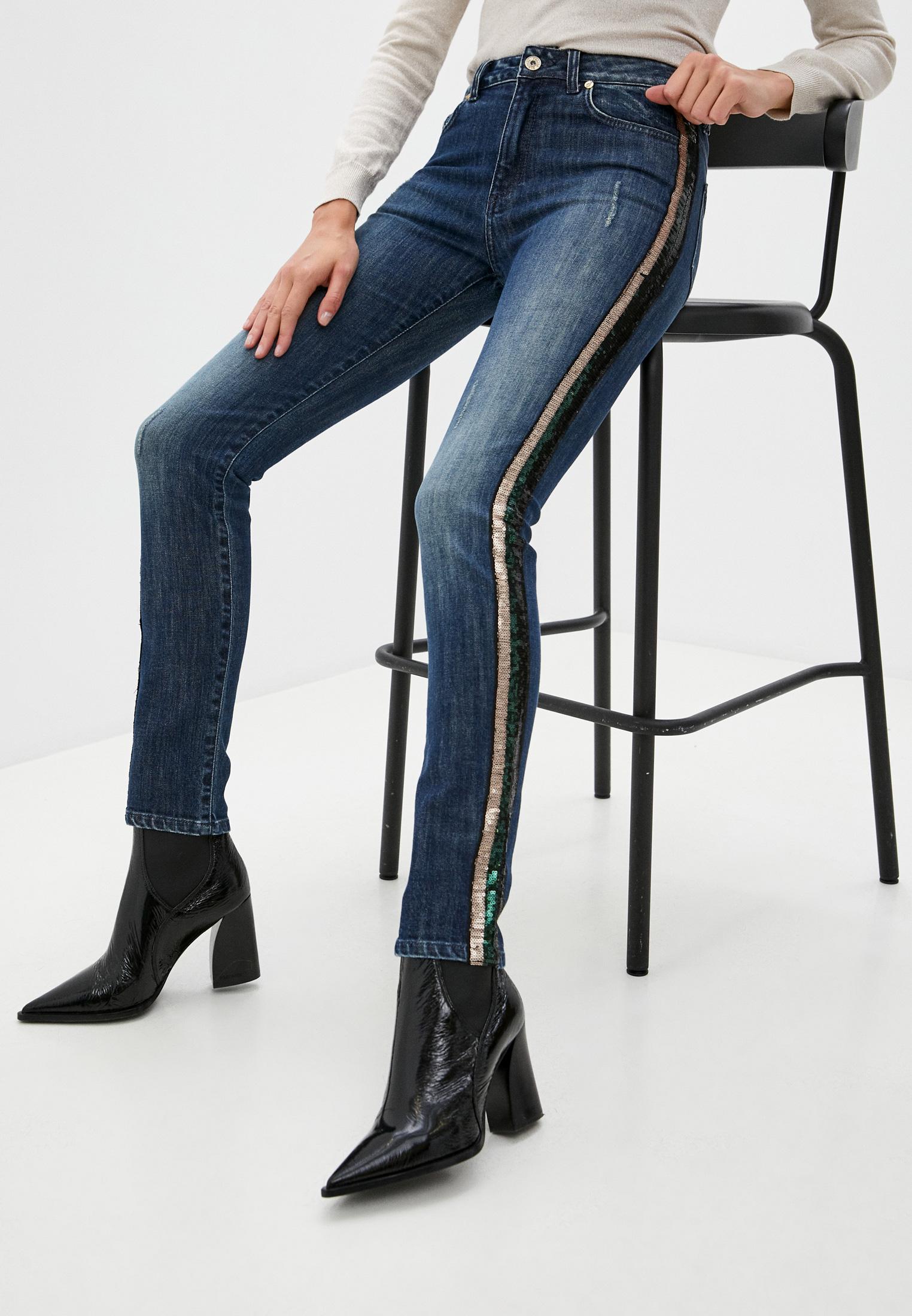 Зауженные джинсы Blugirl Folies BF4251 6345