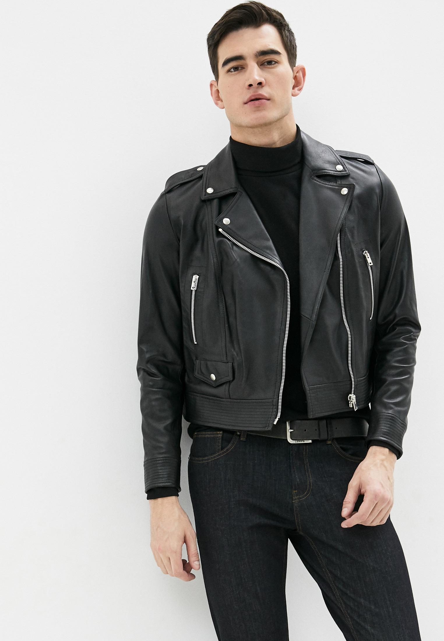 Кожаная куртка Blouson CHIODO