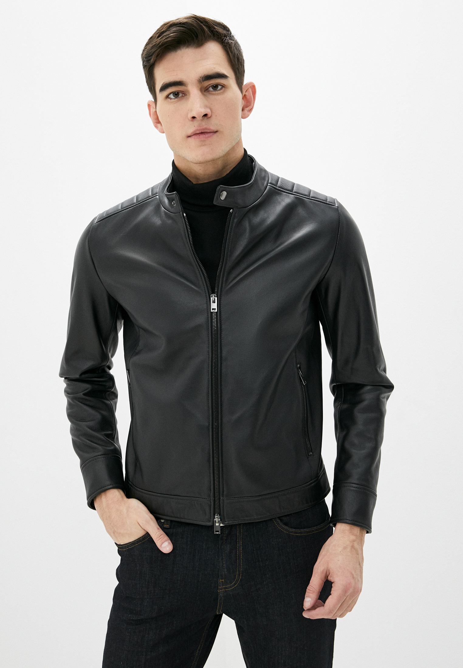 Кожаная куртка Blouson BIKER