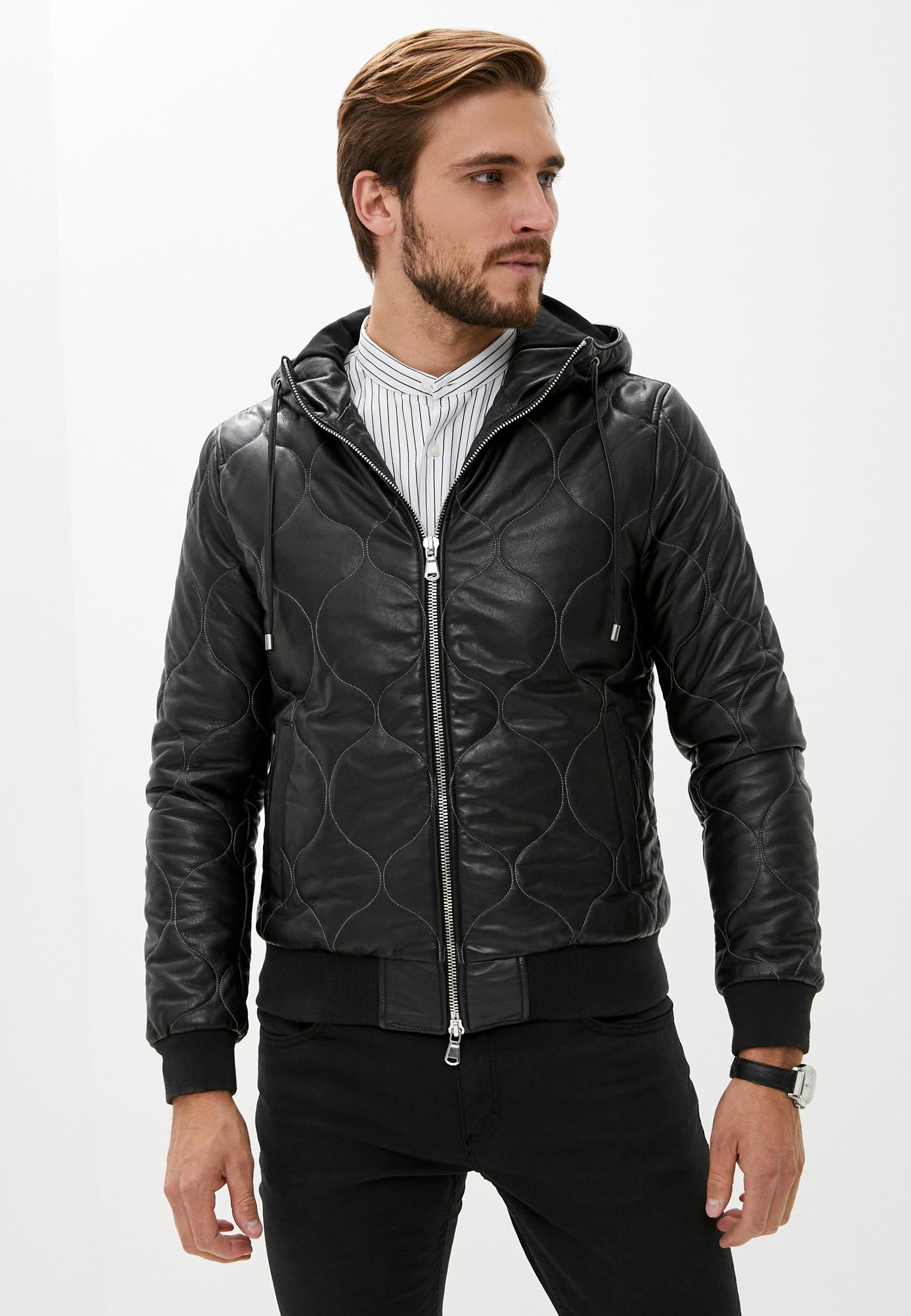 Кожаная куртка Blouson 600nappa roma