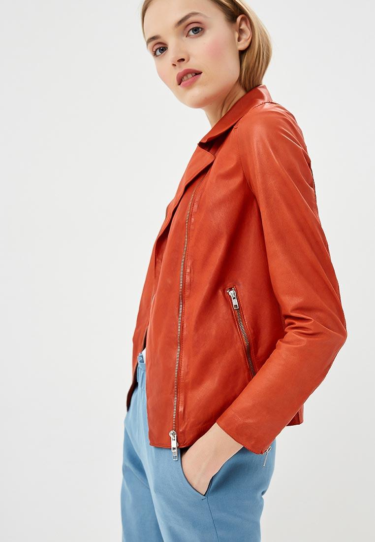 Кожаная куртка Blouson WN140 NAPPA PARIS