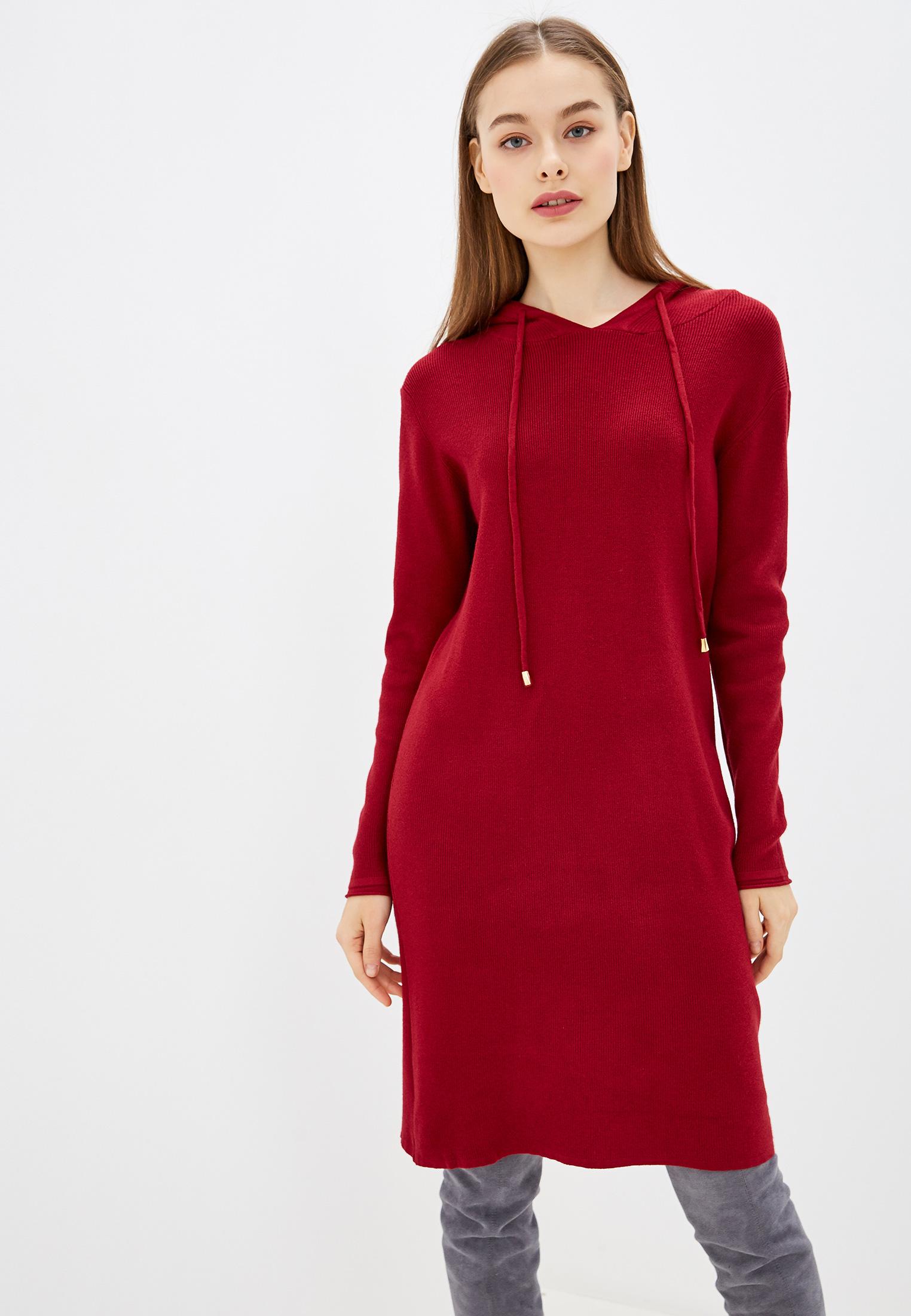 Вязаное платье Bluoltre B21-QB97131