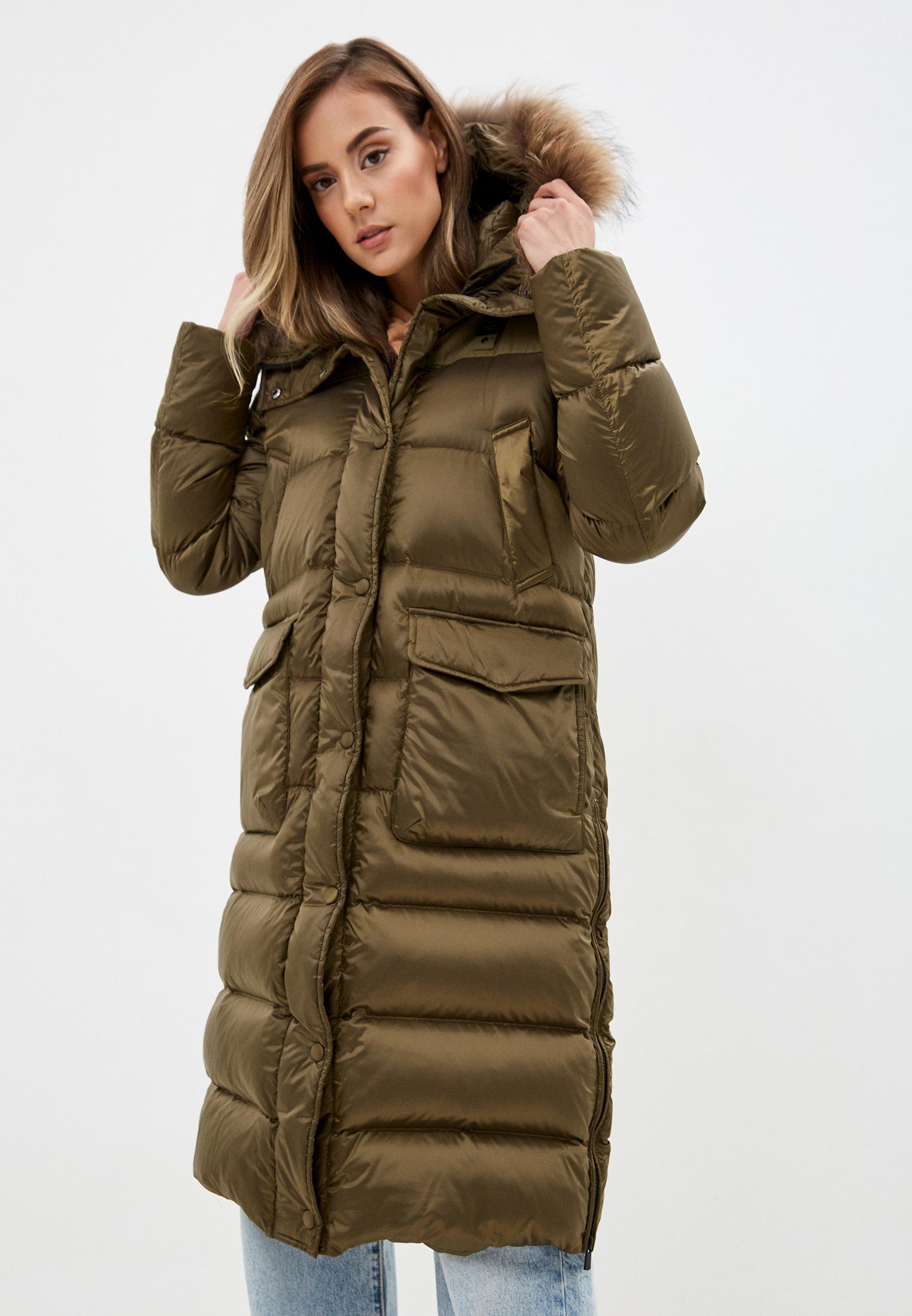 Утепленная куртка Blauer usa 20WBLDK03151