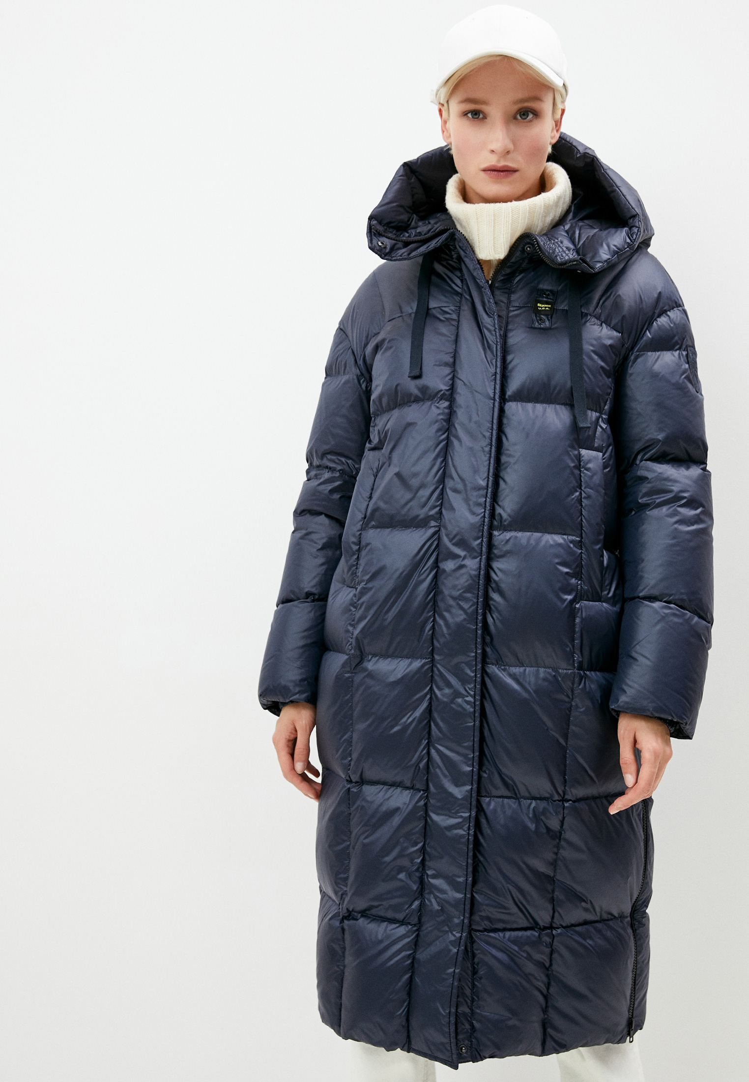 Утепленная куртка Blauer usa 20WBLDK03022