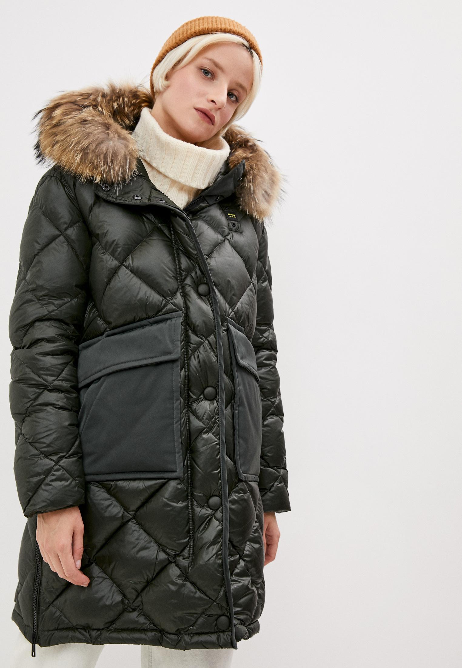 Утепленная куртка Blauer usa 20WBLDK03042