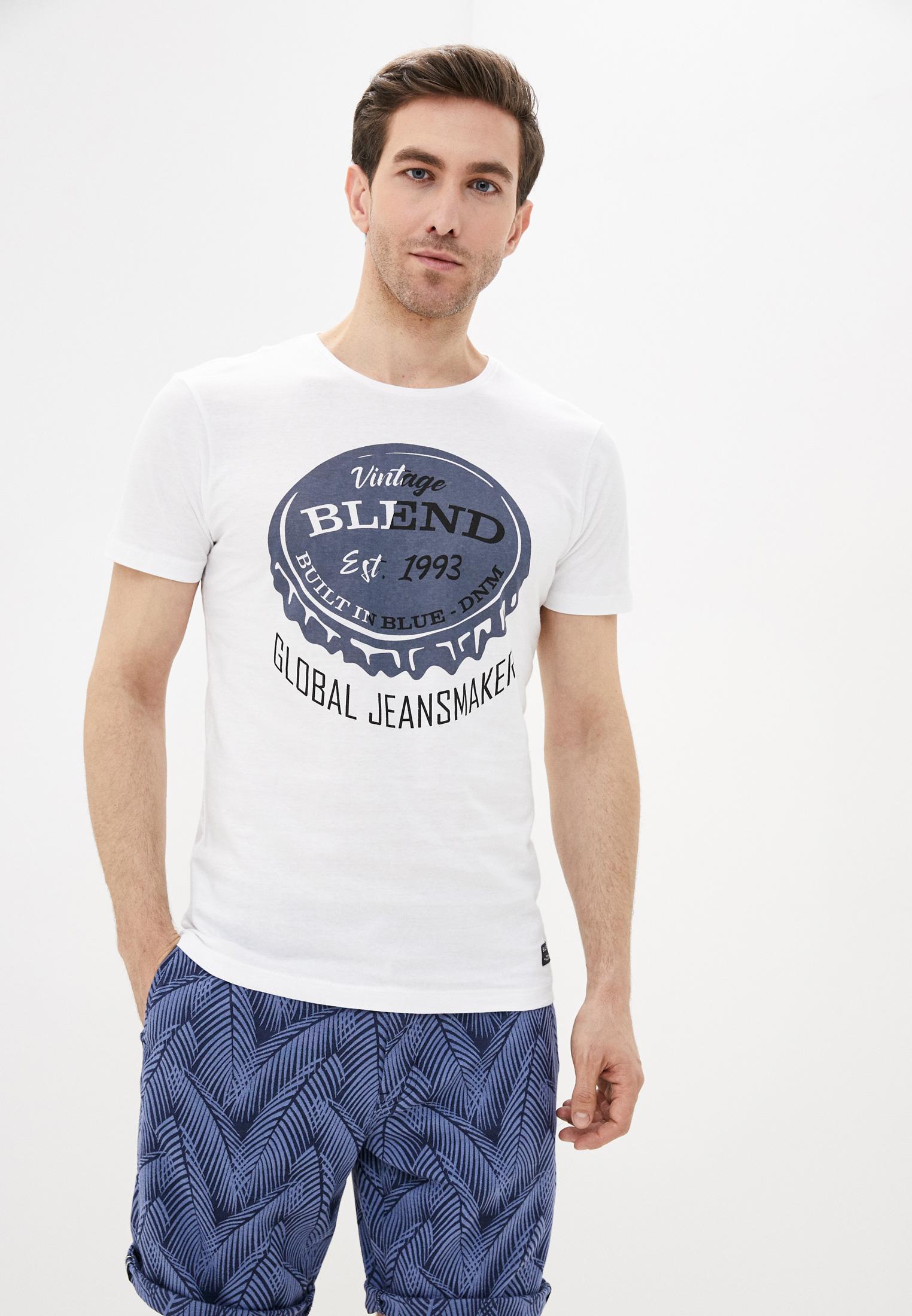 Футболка с коротким рукавом Blend (Бленд) 20709759