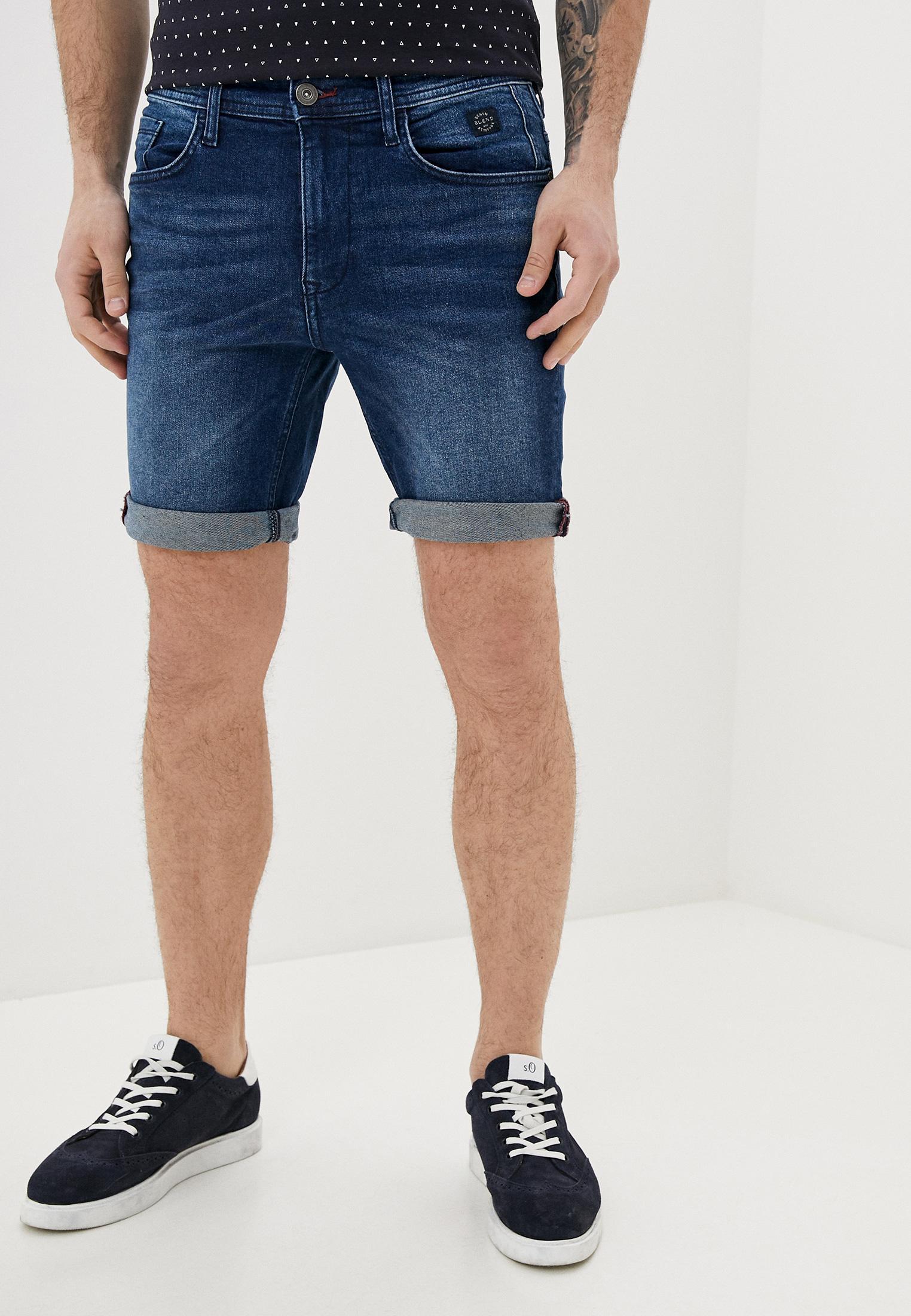 Мужские джинсовые шорты Blend (Бленд) 20710622