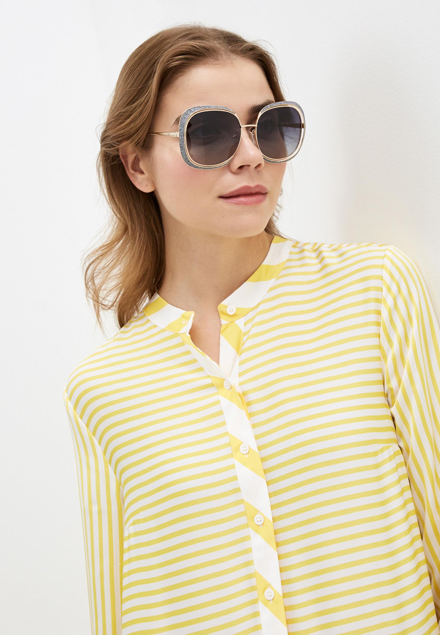 Женские солнцезащитные очки Blumarine Blumarine-122-300F
