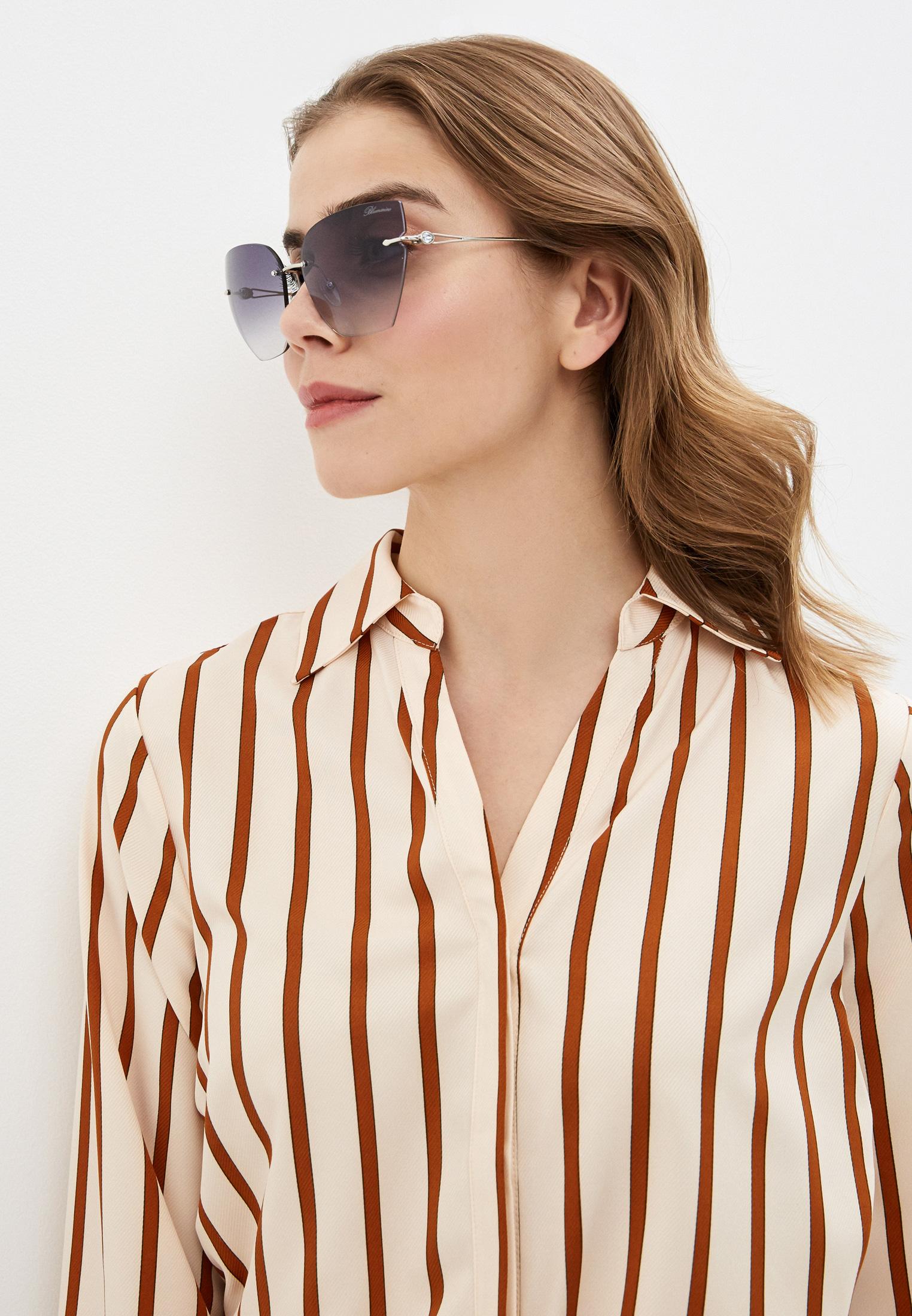 Женские солнцезащитные очки Blumarine Blumarine-137V-579