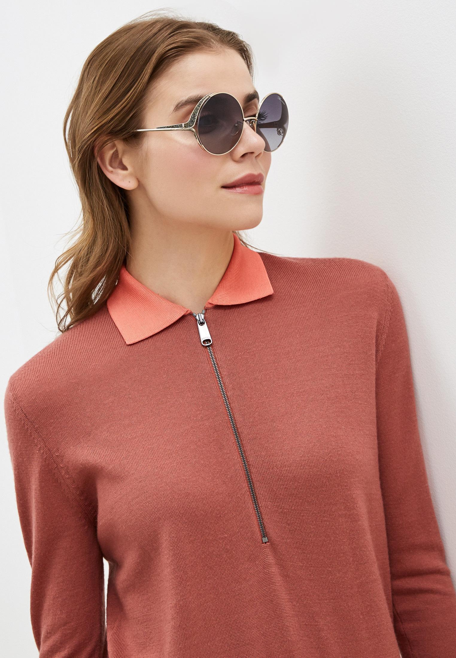 Женские солнцезащитные очки Blumarine Blumarine-139S-300Y: изображение 1