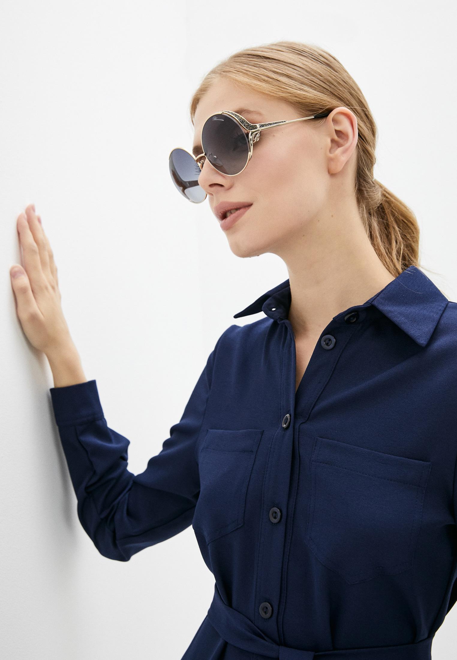 Женские солнцезащитные очки Blumarine Blumarine-139S-300Y: изображение 2