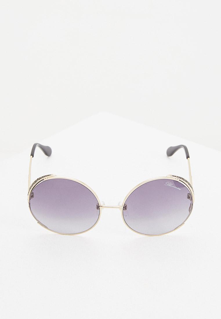Женские солнцезащитные очки Blumarine Blumarine-139S-300Y: изображение 5