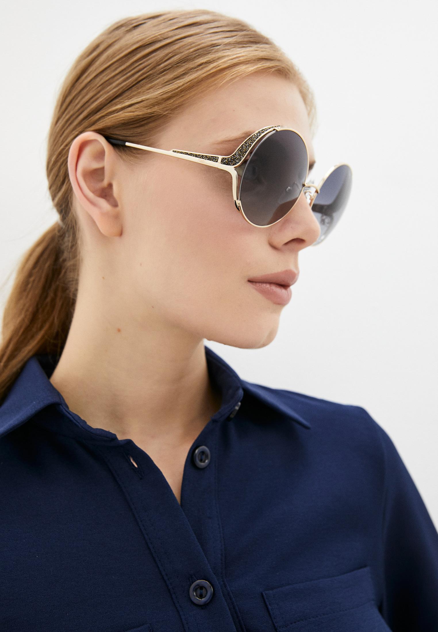 Женские солнцезащитные очки Blumarine Blumarine-139S-300Y: изображение 12