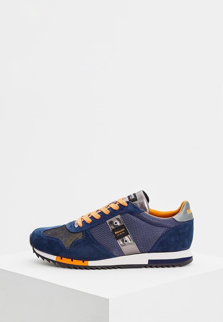 Мужские кроссовки Blauer 8FQUINCY01/CAM