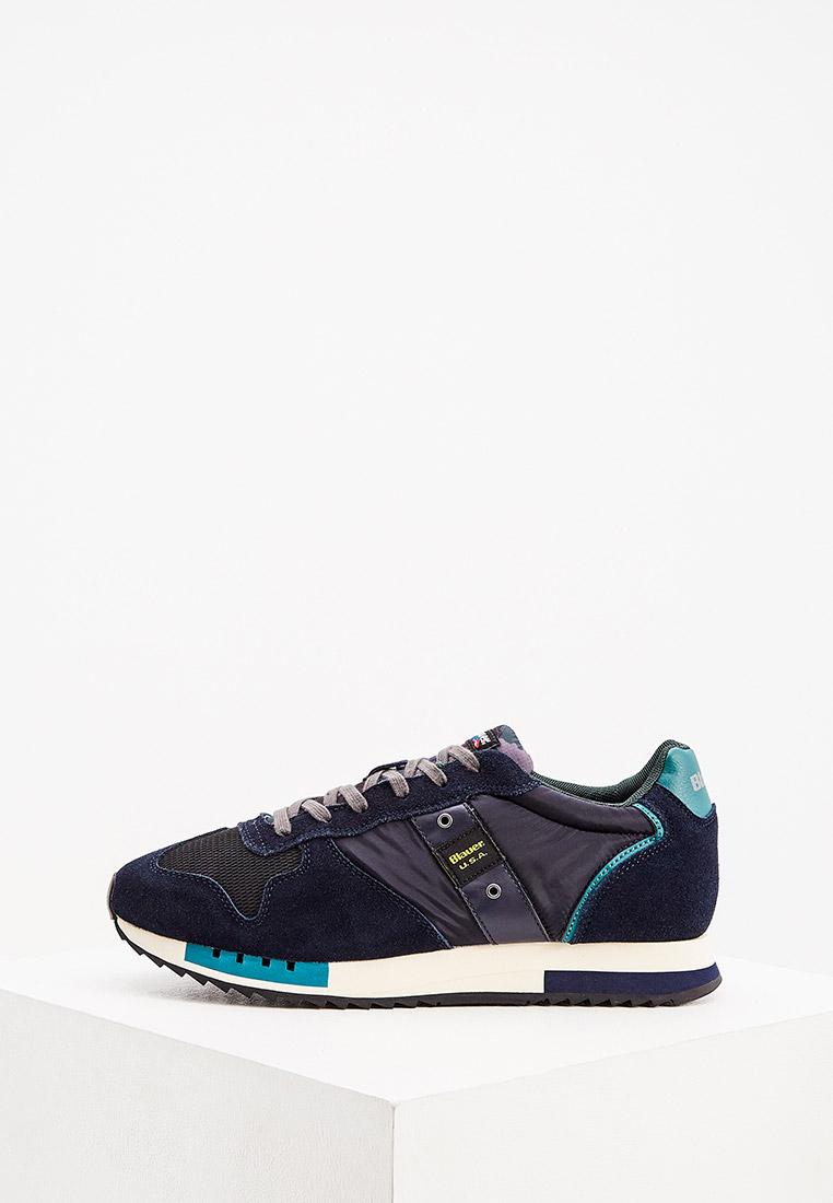 Мужские кроссовки Blauer F0QUEENS01/CAM