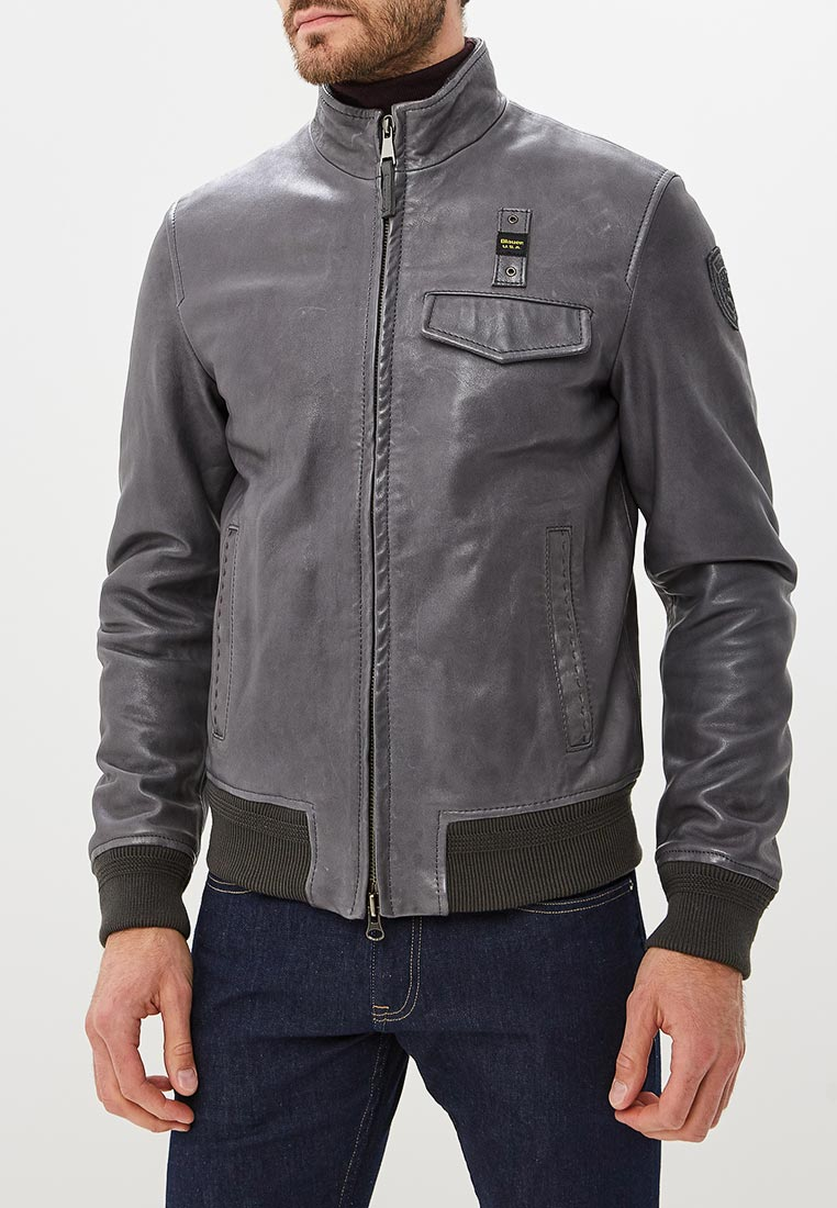 Кожаная куртка Blauer 18wblul01229