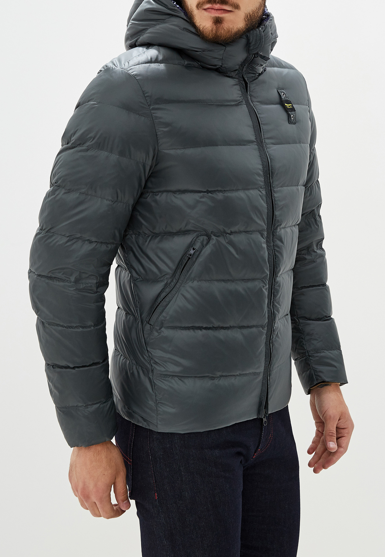Утепленная куртка Blauer 19wbluc03035
