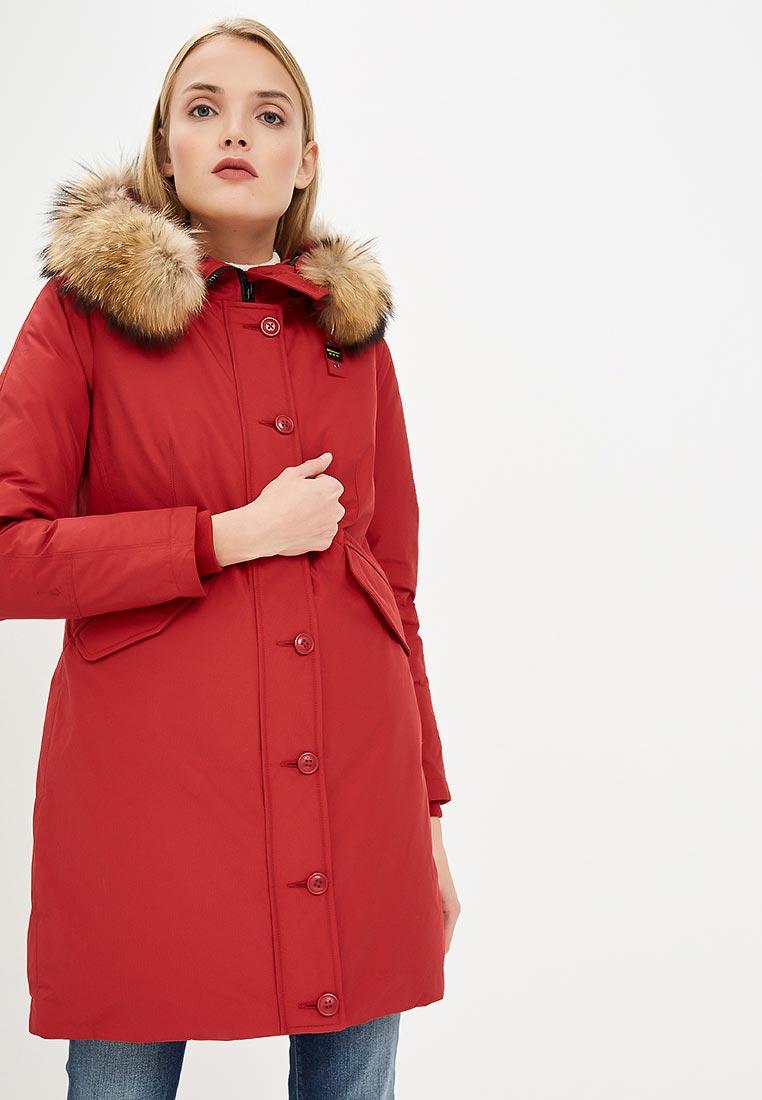 Утепленная куртка Blauer 18WBLDK03239