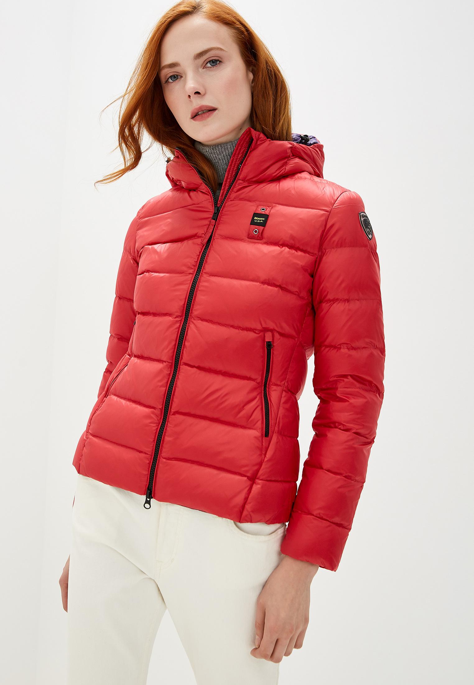 Утепленная куртка Blauer 19WBLDC03010