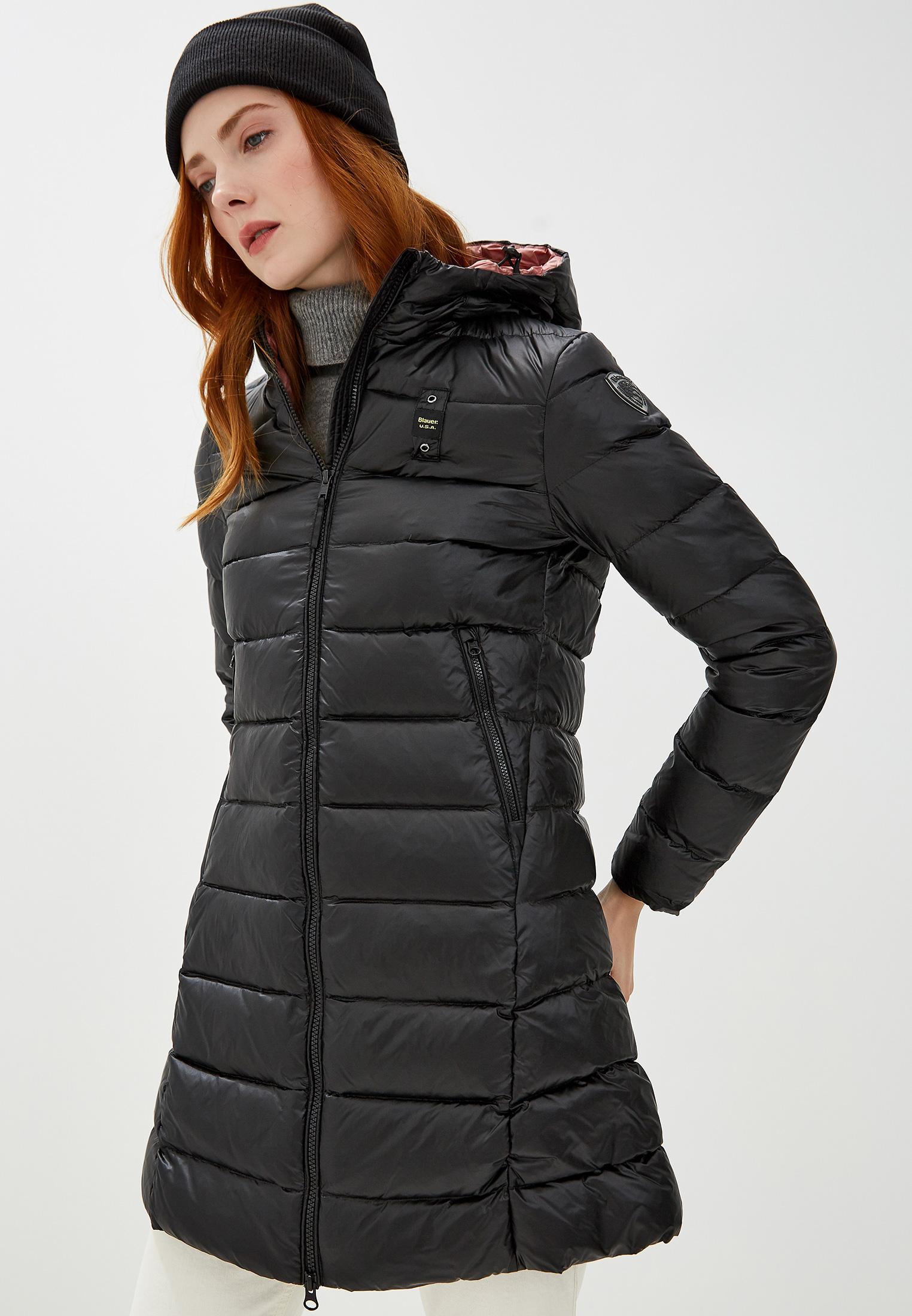 Утепленная куртка Blauer 19WBLDK03009