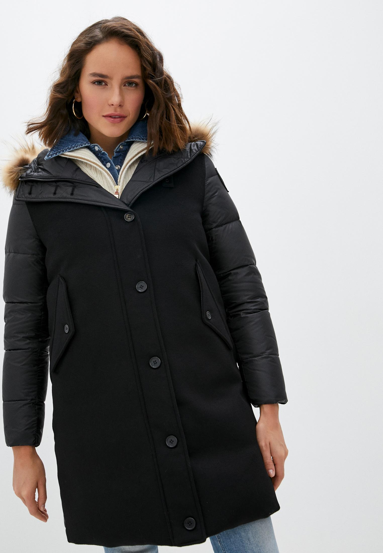 Утепленная куртка Blauer usa 20WBLDK03044