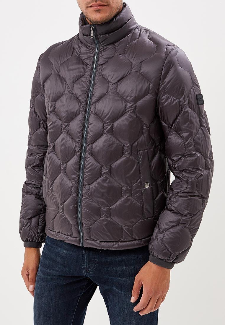 Утепленная куртка Boss Hugo Boss 50395727