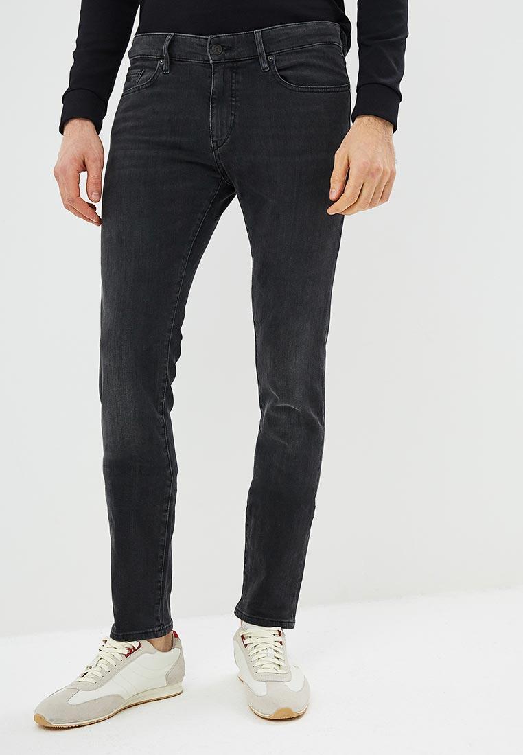 Зауженные джинсы Boss Hugo Boss 50399938