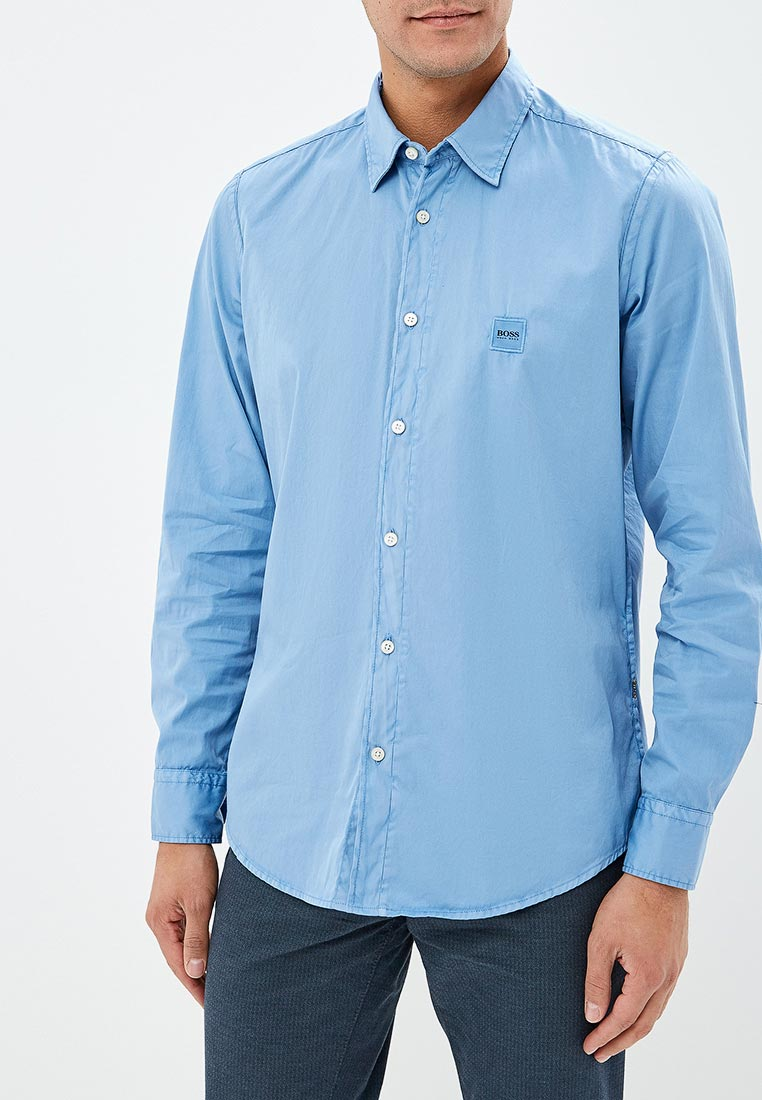 Рубашка с длинным рукавом Boss Hugo Boss 50399258