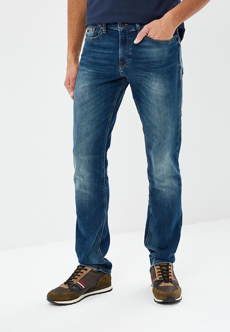 Зауженные джинсы Boss Hugo Boss 50399866