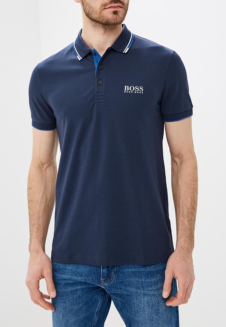 Мужские поло Boss Hugo Boss 50326299