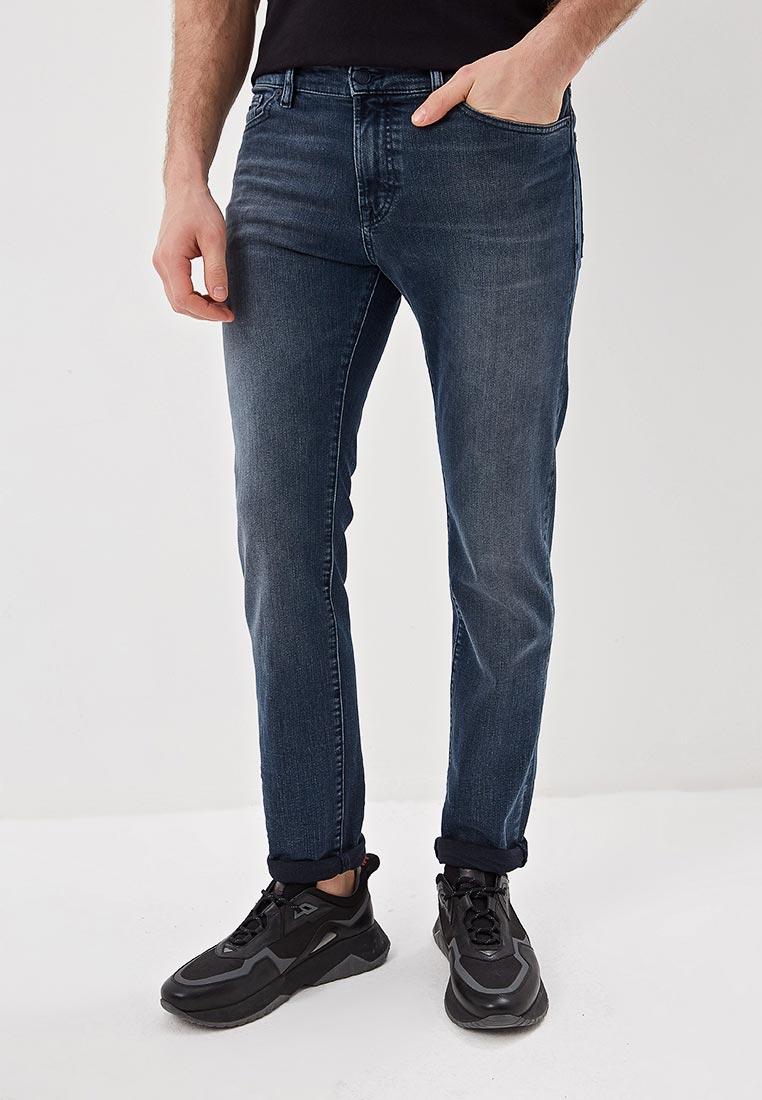 Мужские прямые джинсы Boss 50410179