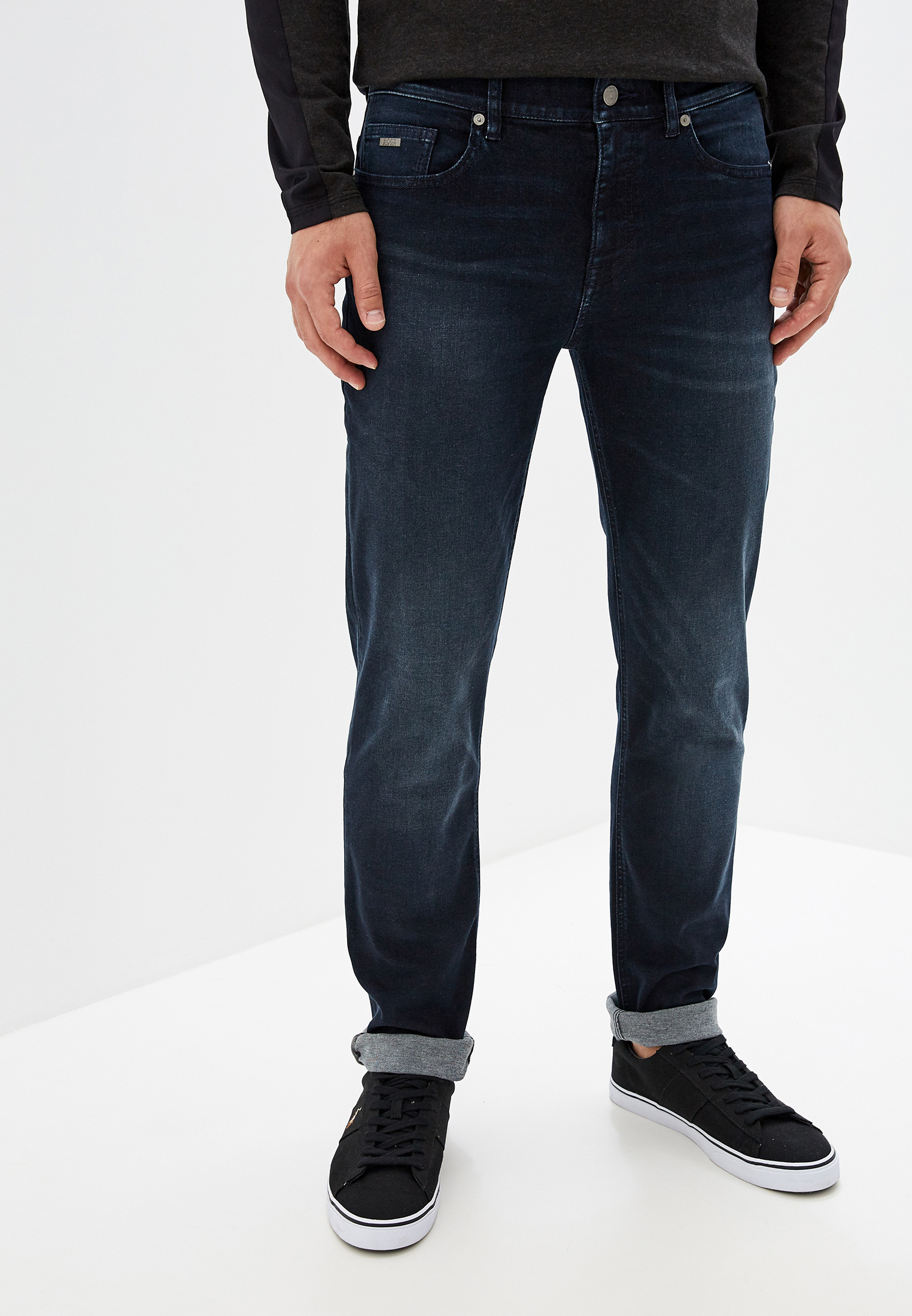 Зауженные джинсы Boss 50414974