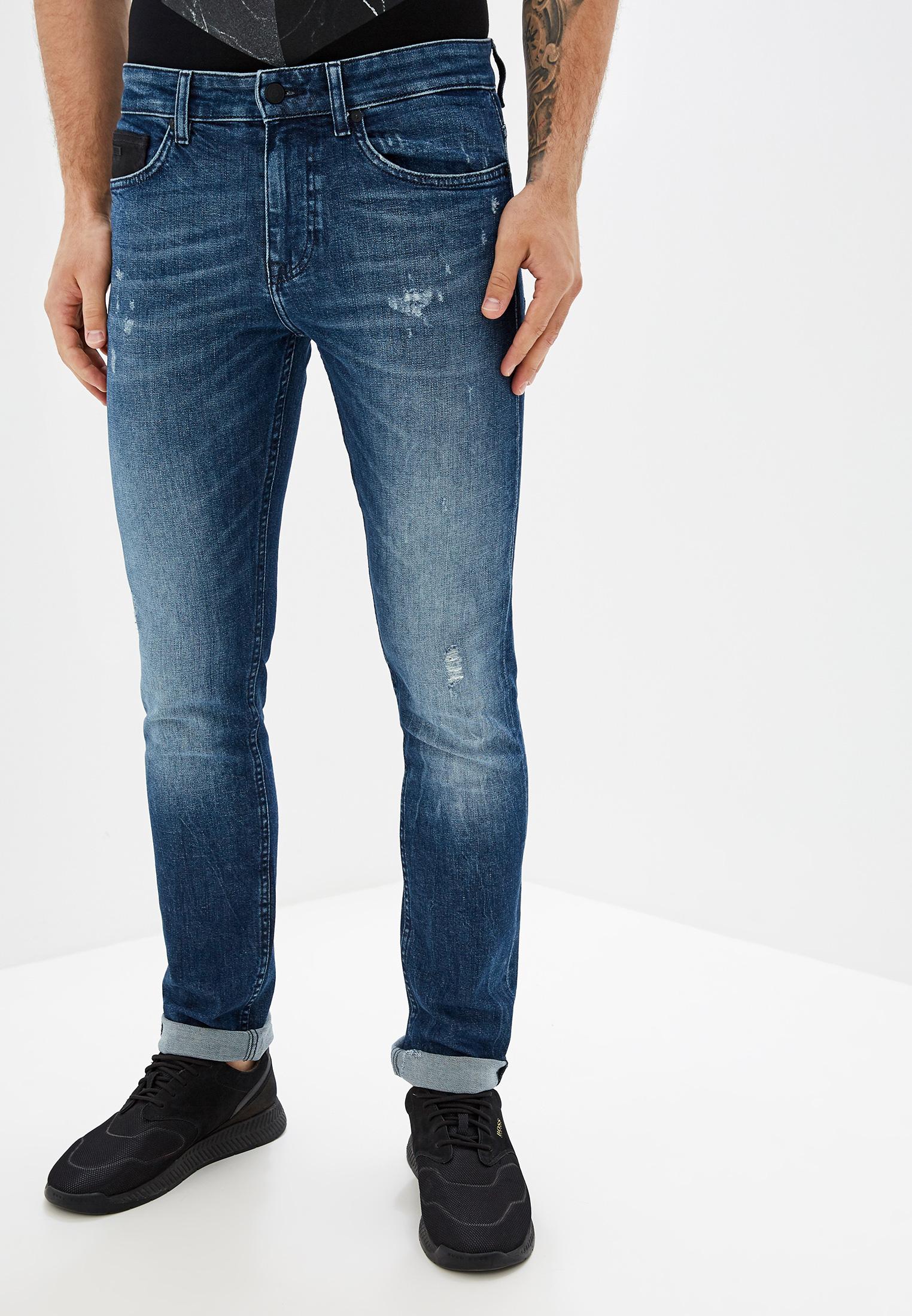 Зауженные джинсы Boss 50414960