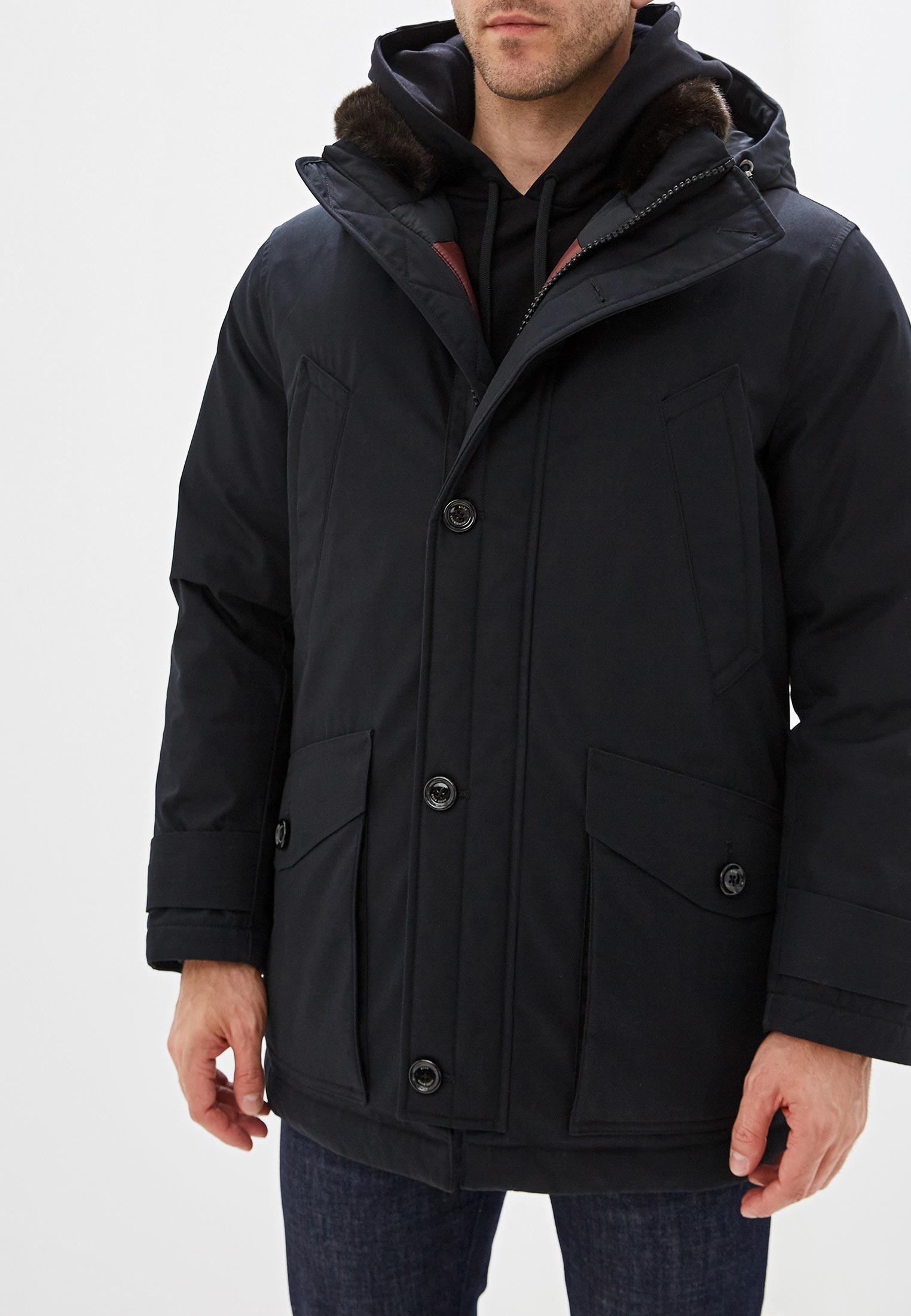 Утепленная куртка Boss 50412448