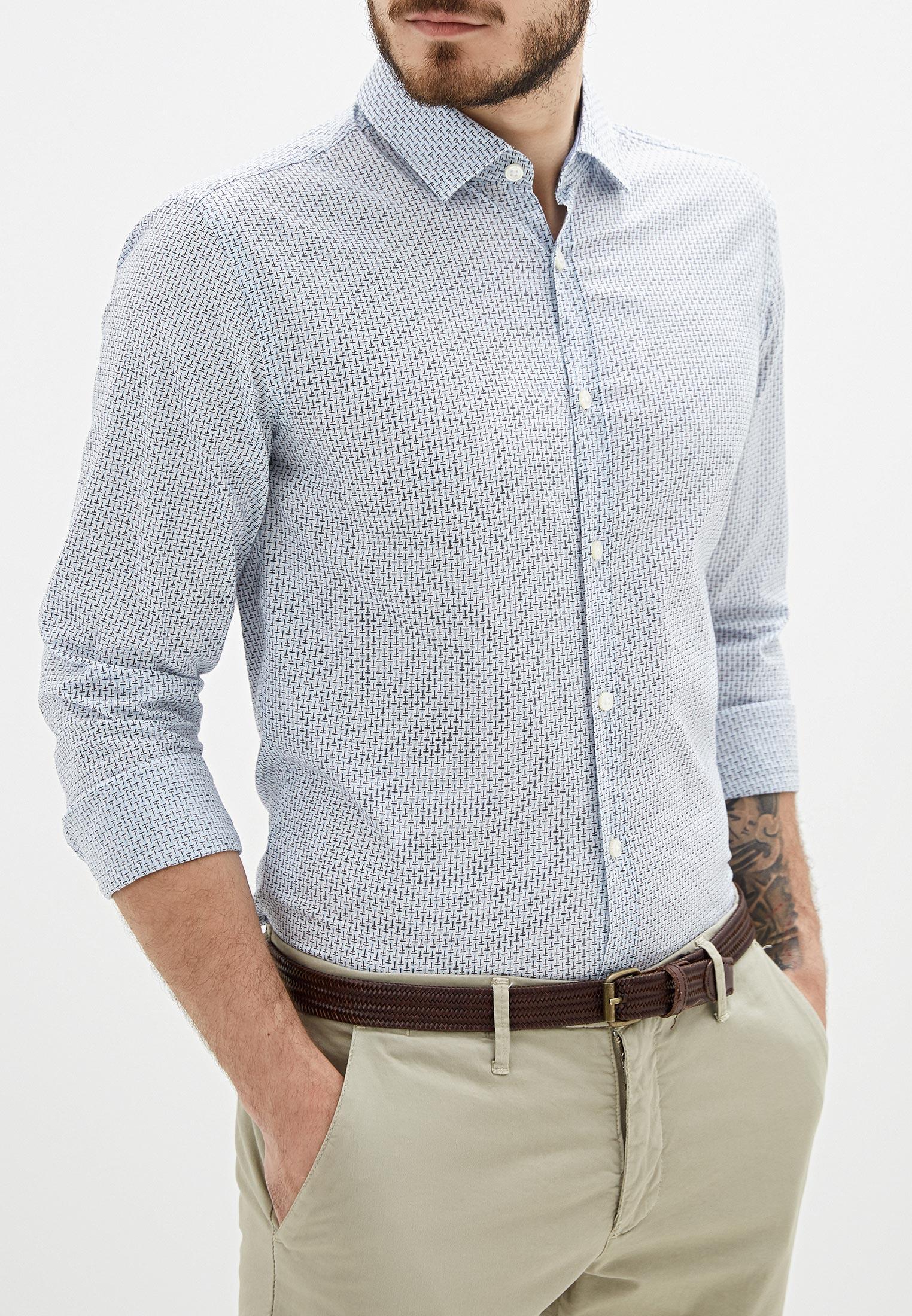Рубашка с длинным рукавом Boss 50416707