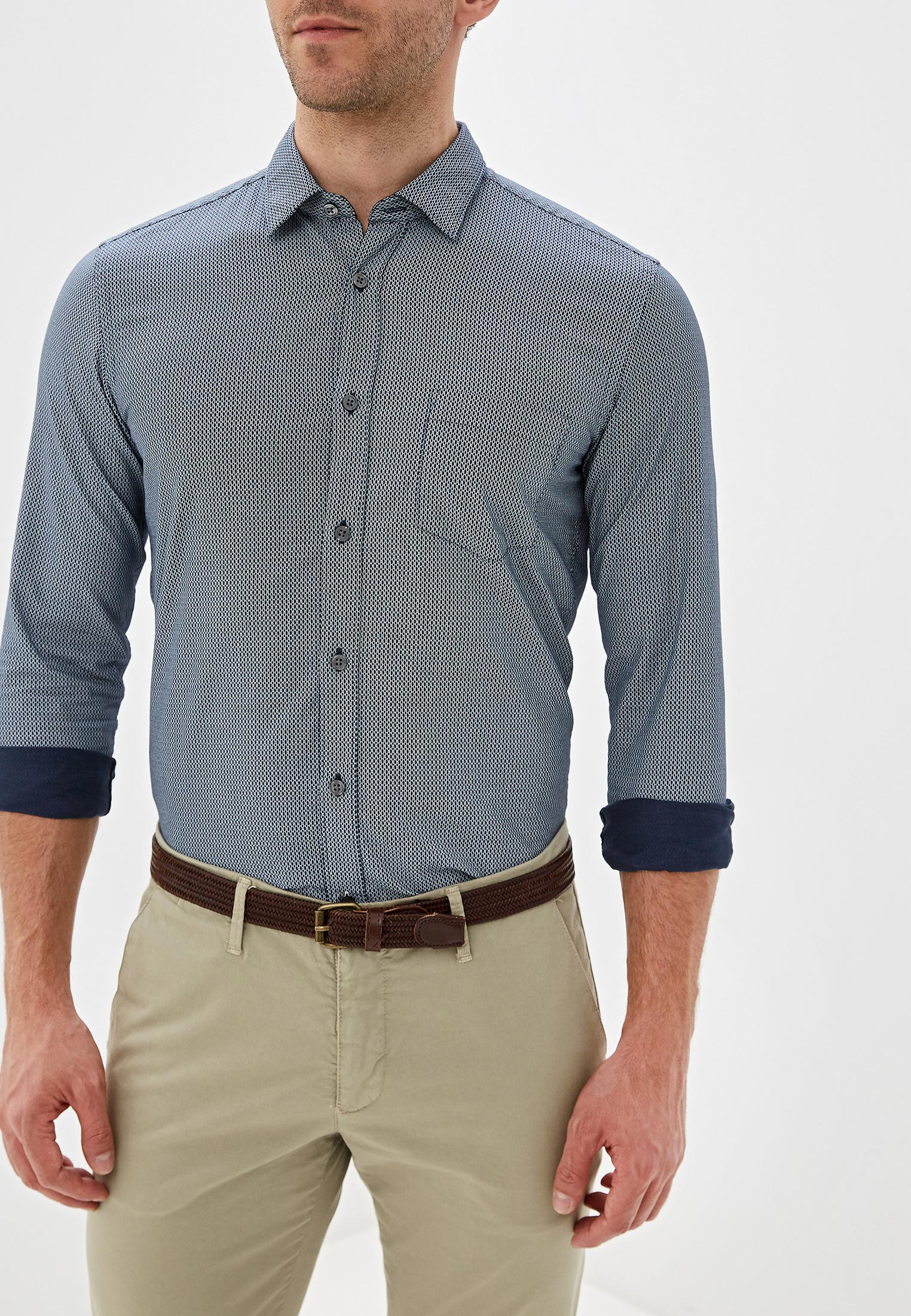 Рубашка с длинным рукавом Boss 50394302