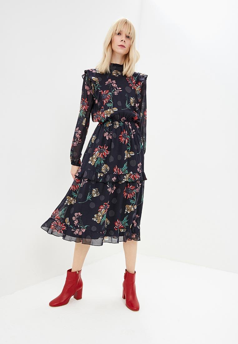 Повседневное платье Boss Hugo Boss 50396347