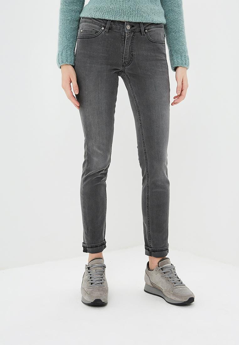 Зауженные джинсы Boss Hugo Boss 50392800