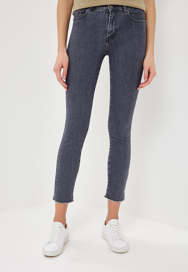 Зауженные джинсы Boss Hugo Boss 50400386